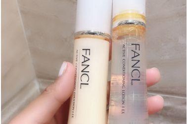 fancl水乳补水效果好吗?适合什么肤质?-1