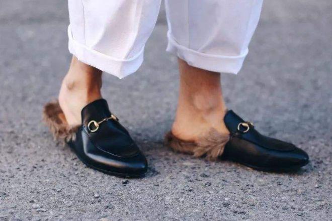 gucci毛毛拖鞋多少钱?值得买吗?-1