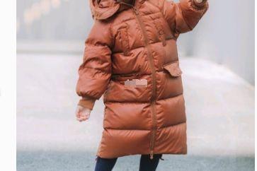 安奈儿儿童羽绒服保暖吗?哪个颜色好看?-1