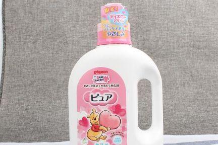 贝亲婴儿洗衣液哪款好用?贝亲婴儿洗衣液哪款洗得干净?-1