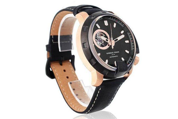 乔治菲登手表保值吗?乔治菲登手表指针是带夜光的吗?-1