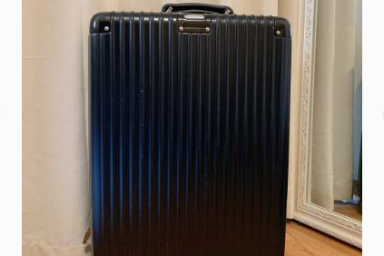 NTNL行李箱怎么样?轮子有声音吗?-1