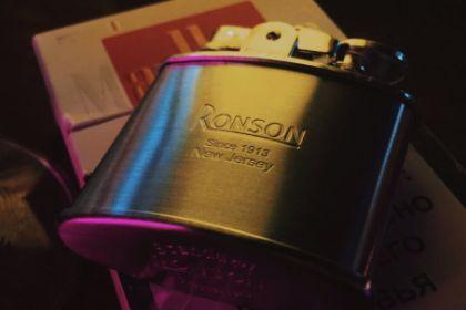 ronson打火机什么档次?值得买吗?-1
