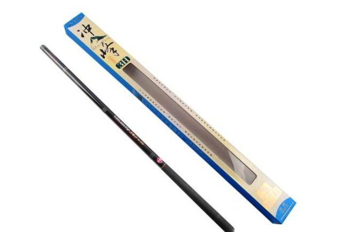 鱼竿该怎么选择?迪佳鱼竿和光威鱼竿大对比-2