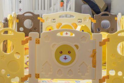 婴儿游戏围栏和爬行垫如何挑选?推荐一款?-1