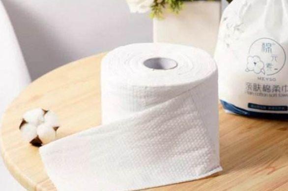 洗脸用洗脸巾还是毛巾?谁能分析一下?-1