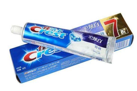佳洁士3d美白牙膏能每天用吗?颜值如何?-1