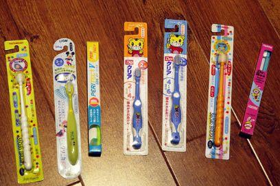 儿童牙刷怎么选择?谁能推荐几款?-1