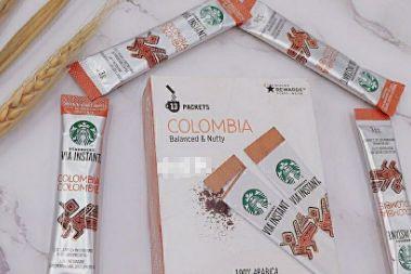 星巴克哥伦比亚速溶咖啡怎么用?提神吗?-1