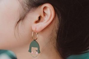 什么牌子的耳环好看?谁能分享一些平价的店铺?-1