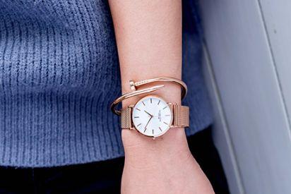 维多利亚手表是名牌吗?维多利亚手表好搭配吗?-1
