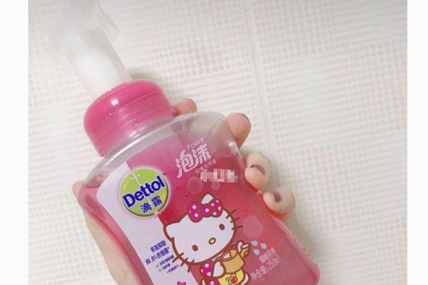 滴露泡沫抑菌洗手液怎么样?真的有抑菌效果吗?-1