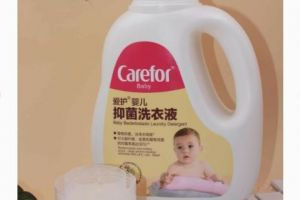 爱护婴儿洗衣液怎么样?去污效果好不好?-1