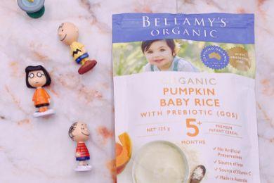 婴儿米粉怎么选择?贝拉米的婴儿米粉如何?-1