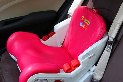70迈儿童安全座椅试用报告?舒适度如何?-1