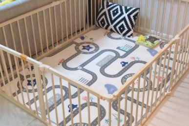 婴儿爬行垫围栏什么品牌好?谁能推荐两款?-1