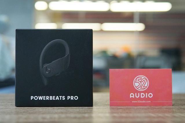 真机开箱:POWER BEATS PRO,支持语音唤醒Siri,左右耳独立使用-1
