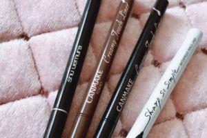 眼线胶笔和眼线液笔哪个好用?谁能介绍一下?-1