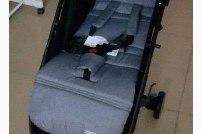 elittile婴儿车好不好?车身坚固吗?-1