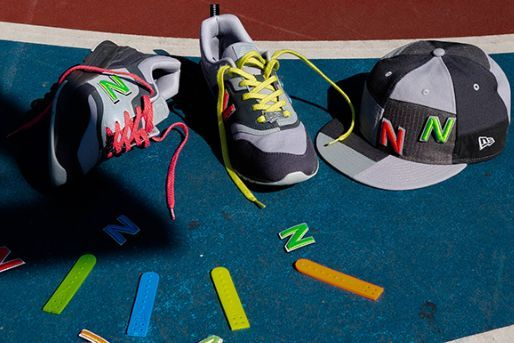 New Balance x New Era推出夏季联名款,创新DIY设计-1