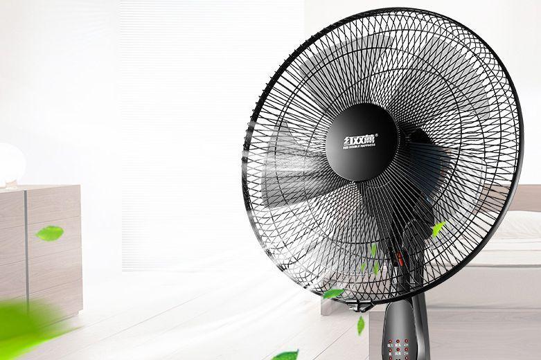 科普—为什么电风扇扇叶都是奇数-1