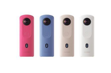 理光正式发布Theta SC2全景相机:新增三种拍摄模式-1