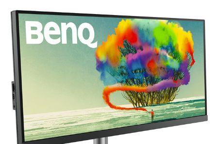 明基发布专业级PD3420Q设计屏:专为精准色彩的专业人士打造-1