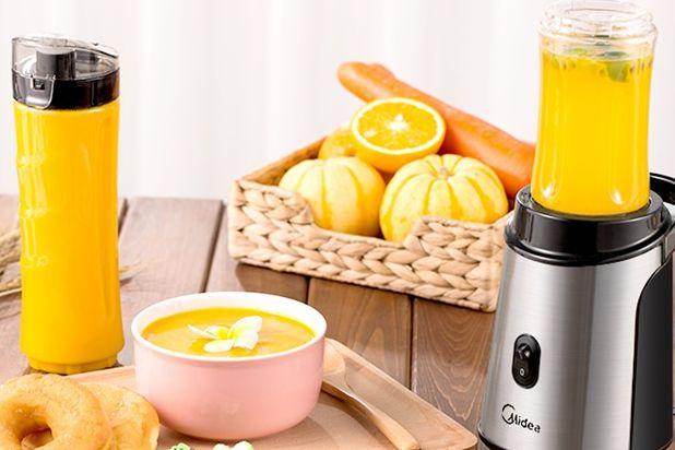 榨汁机和破壁机哪个好 榨汁机如何选购-3