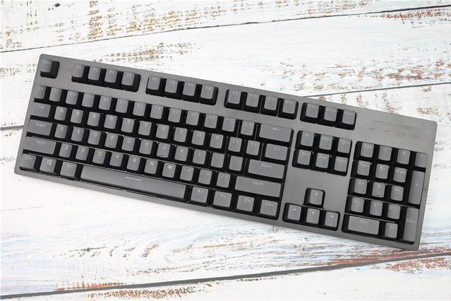 原厂樱桃轴体+魅惑蓝背光+可编程!游戏专用雷柏V808机械键盘-1