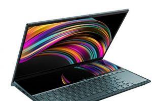 华硕推出灵耀X2 Duo笔记本i5版:配备第二块全屏ScreenPad Plus-1