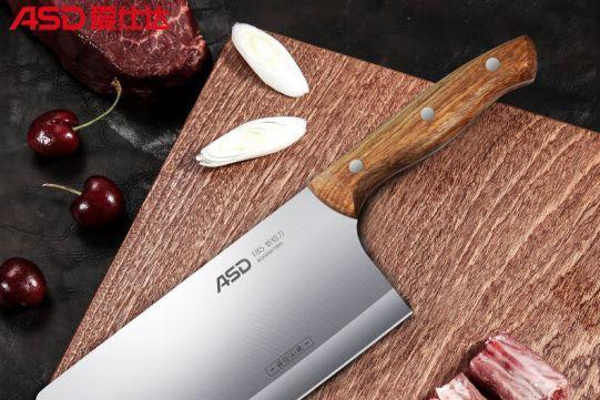 中式和西式菜刀的区别 菜刀如何保养-1