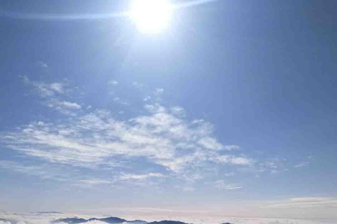 必打卡体验的天空,抬头看看会有不一样的风景-1