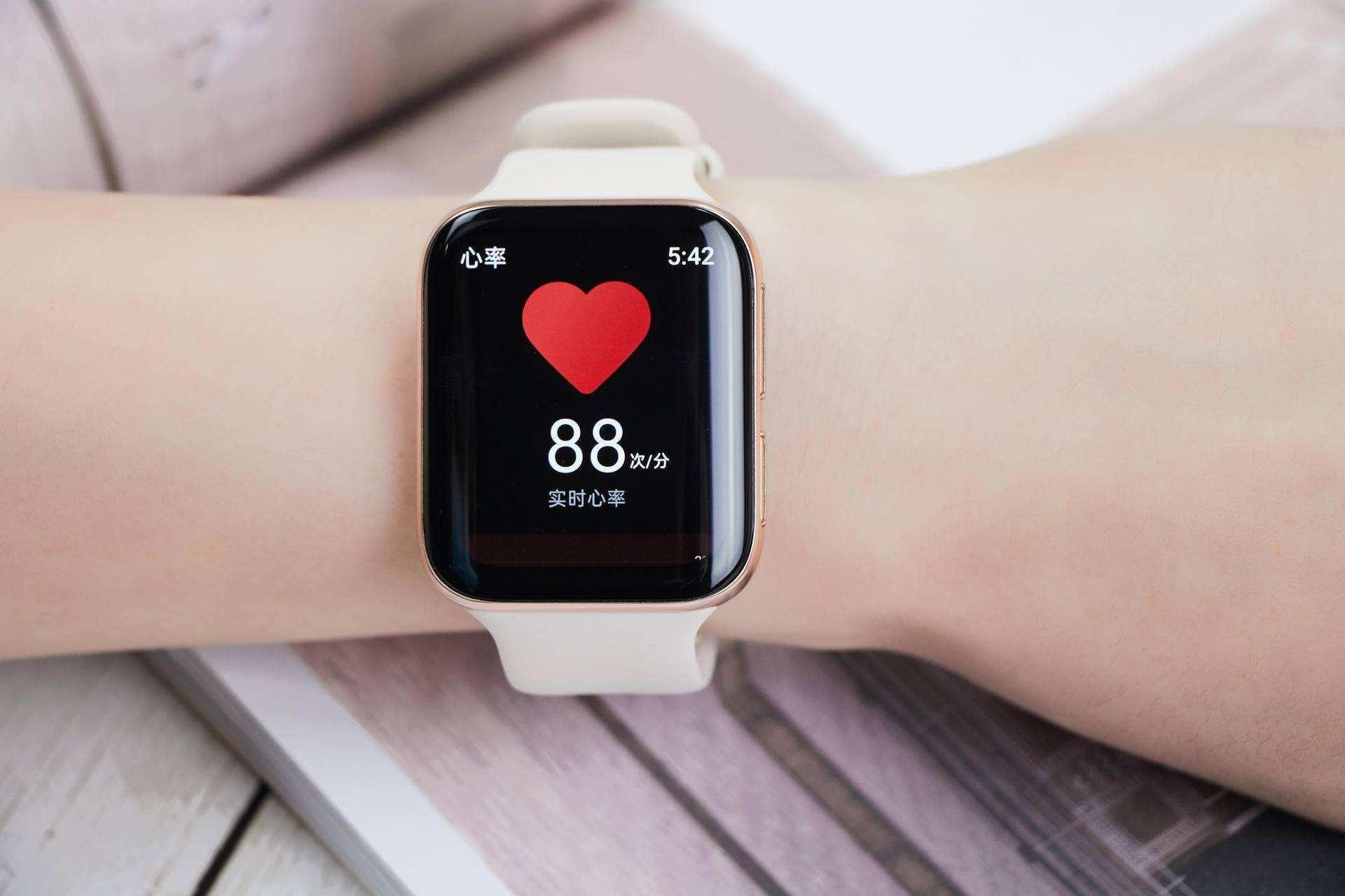 OPPO Watch为何能被称为安卓中的苹果-1