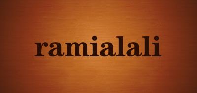 RAMIALALI品牌标志LOGO