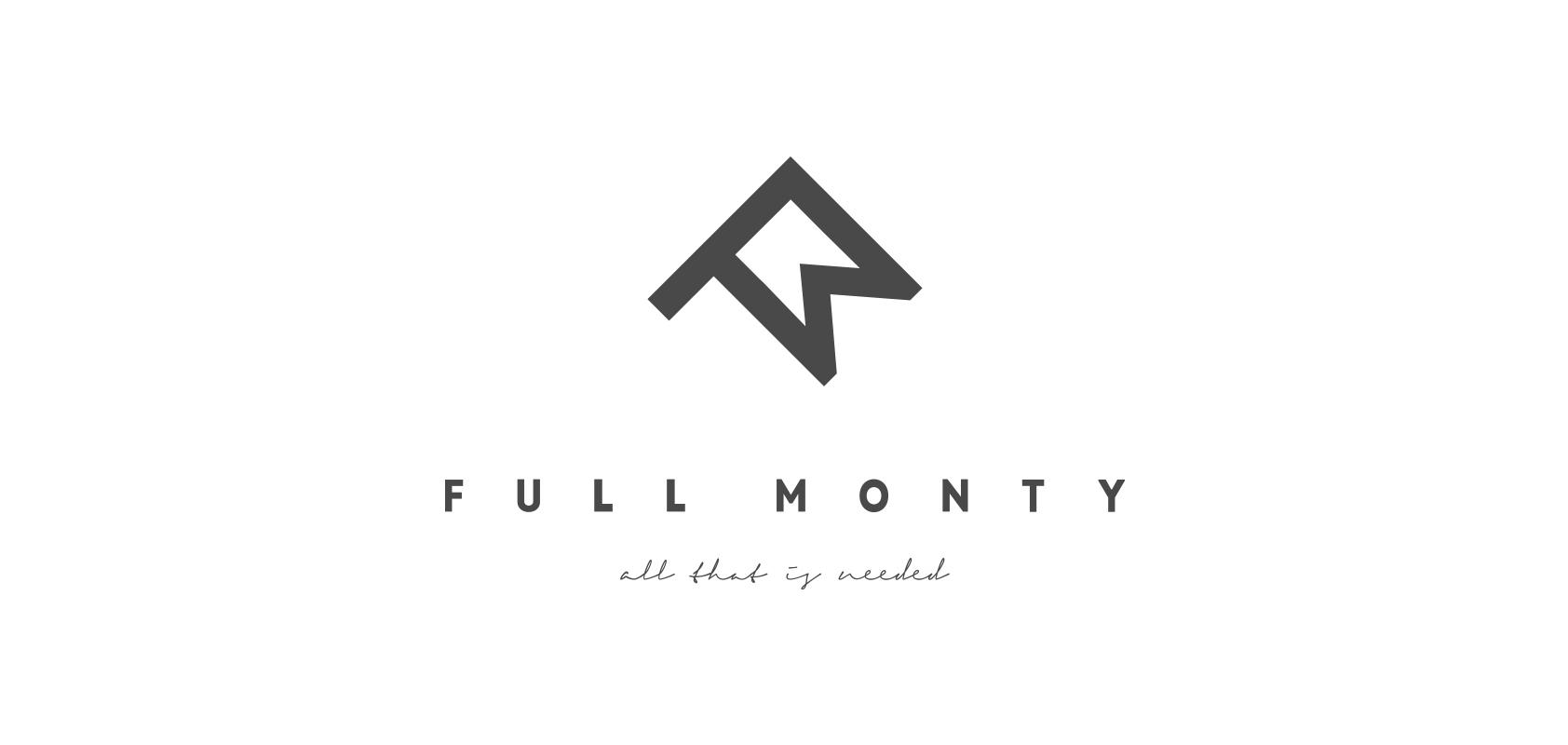 FULL MONTY法式衬衫