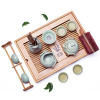 汝窑茶具哪个牌子好_2019汝窑茶具十大品牌-百强网