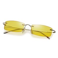 无框眼镜哪个牌子好_2019无框眼镜十大品牌-百强网