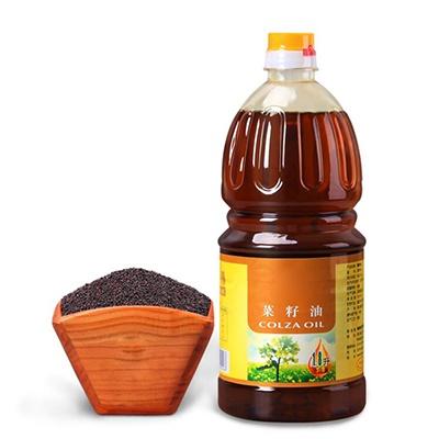 菜籽油哪个牌子好_2021菜籽油十大品牌-百强网