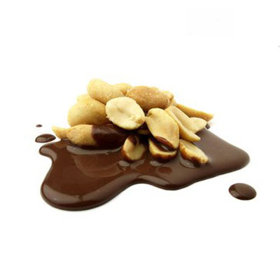花生巧克力