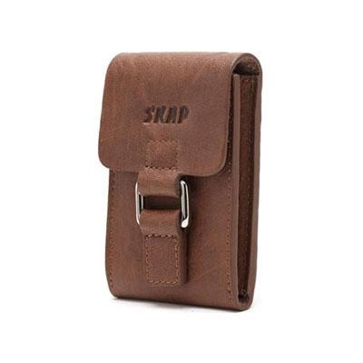 牛皮钥匙包