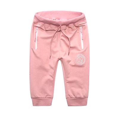 女童运动裤