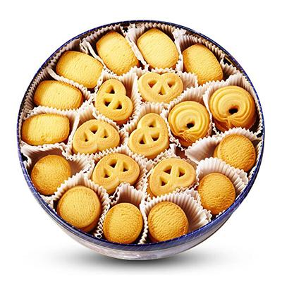 曲奇饼干哪个牌子好_2020曲奇饼干十大品牌-百强网