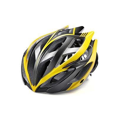头盔自行车